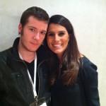 Avec Karine Ferri
